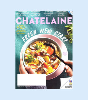 Chatelaine: True North Beauty