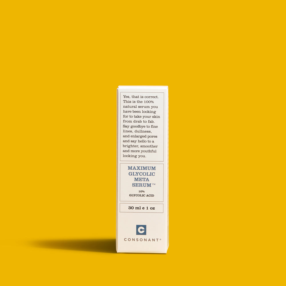 Maximum Glycolic Meta Serum - 30ml