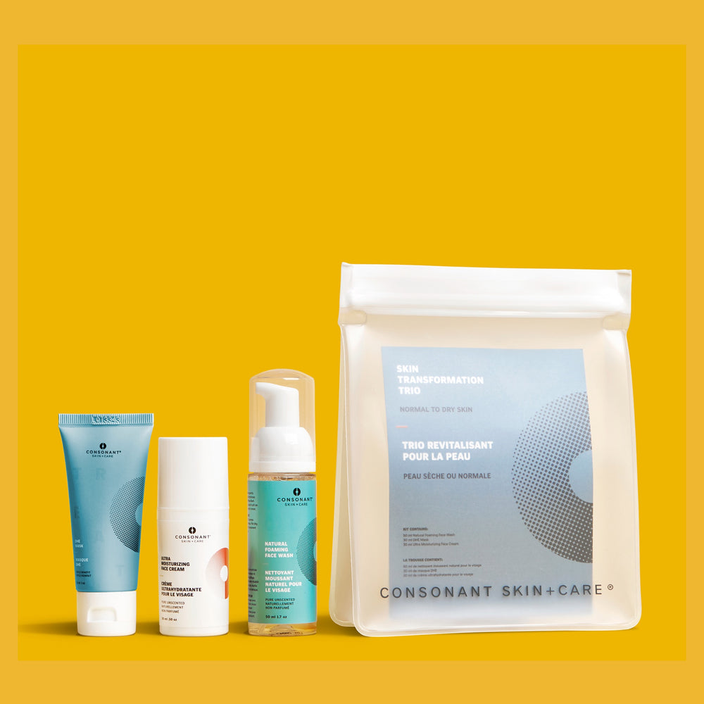 Skin Transformation Trio - Oily/ Combination