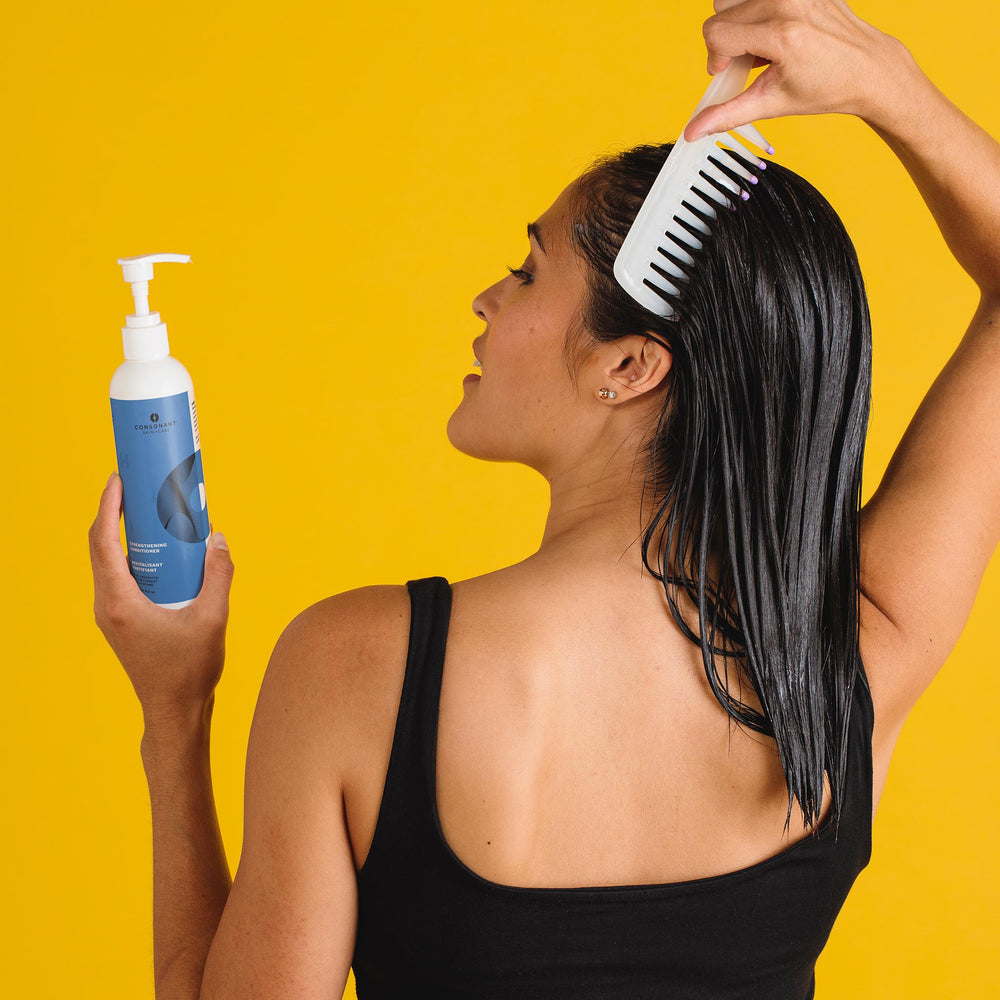 Strengthening Hair Conditioner - Energizing Scent