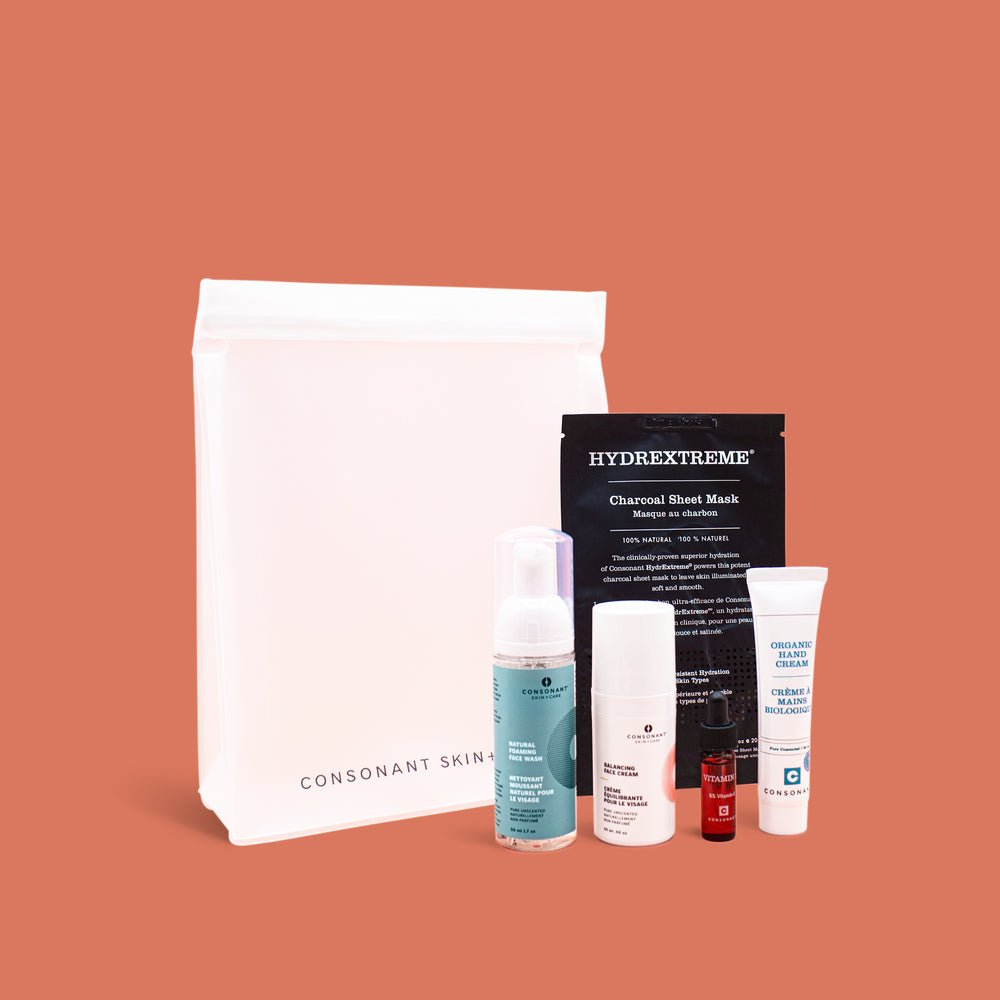 Glowing Skin Gift Set
