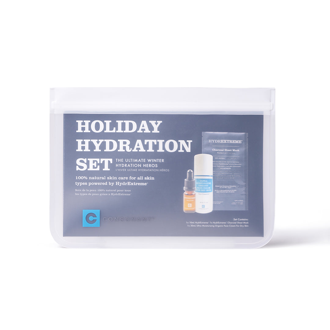 Holiday Hydration Set ($120 Value)