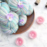 Tranquillity Self Striping Yarn