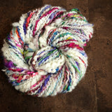 Art Yarn Cloud with Sequins Baby Alpaca & silk 115g/111M