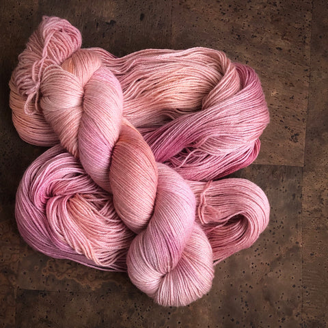 Cheesecake 75/25 Merino & Silk 100g