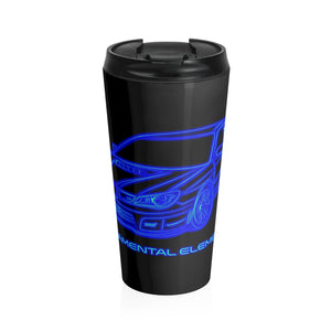 Hawkeye STi - 15oz Stainless Steel Mug