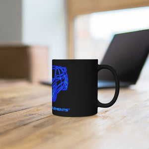 Hawkeye STi - 11oz Ceramic Mug