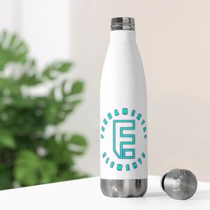 FE Logo - 20oz Insulated Bottle