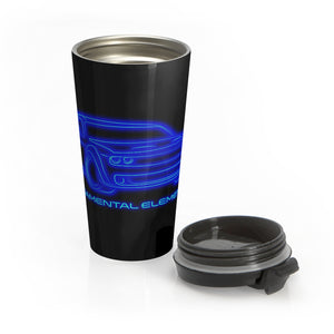 Challenger - 15oz Stainless Steel Mug