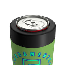 Load image into Gallery viewer, FE Logo Can/bottle holder - Lime Green