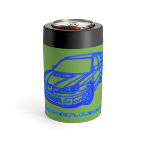 Hawkeye STi Can/bottle holder - Lime Green