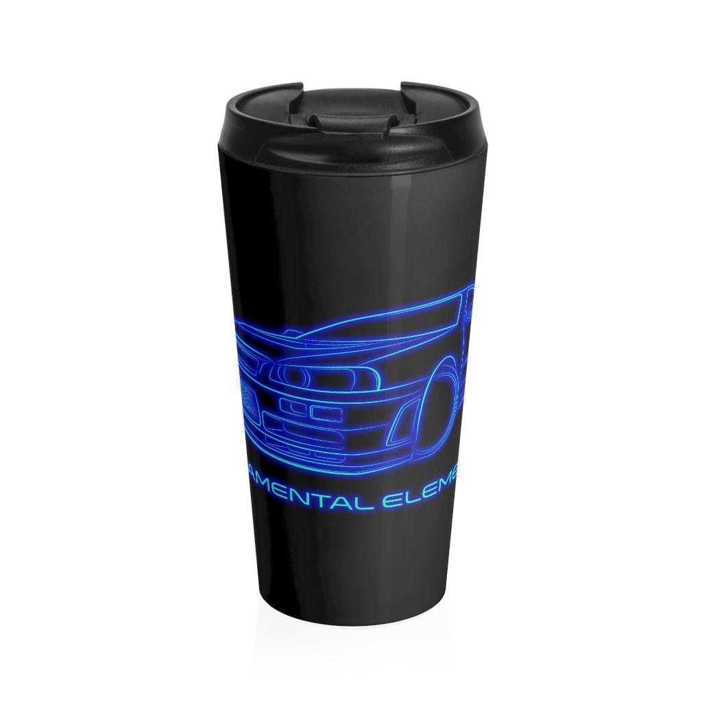 R34 - 15oz Stainless Steel Mug