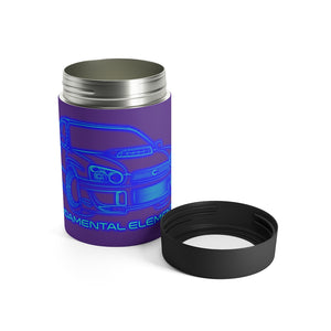 Blobeye STi Can/bottle holder - Purple