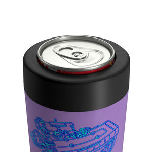 DOHC VTEC Can/bottle holder - Lavender
