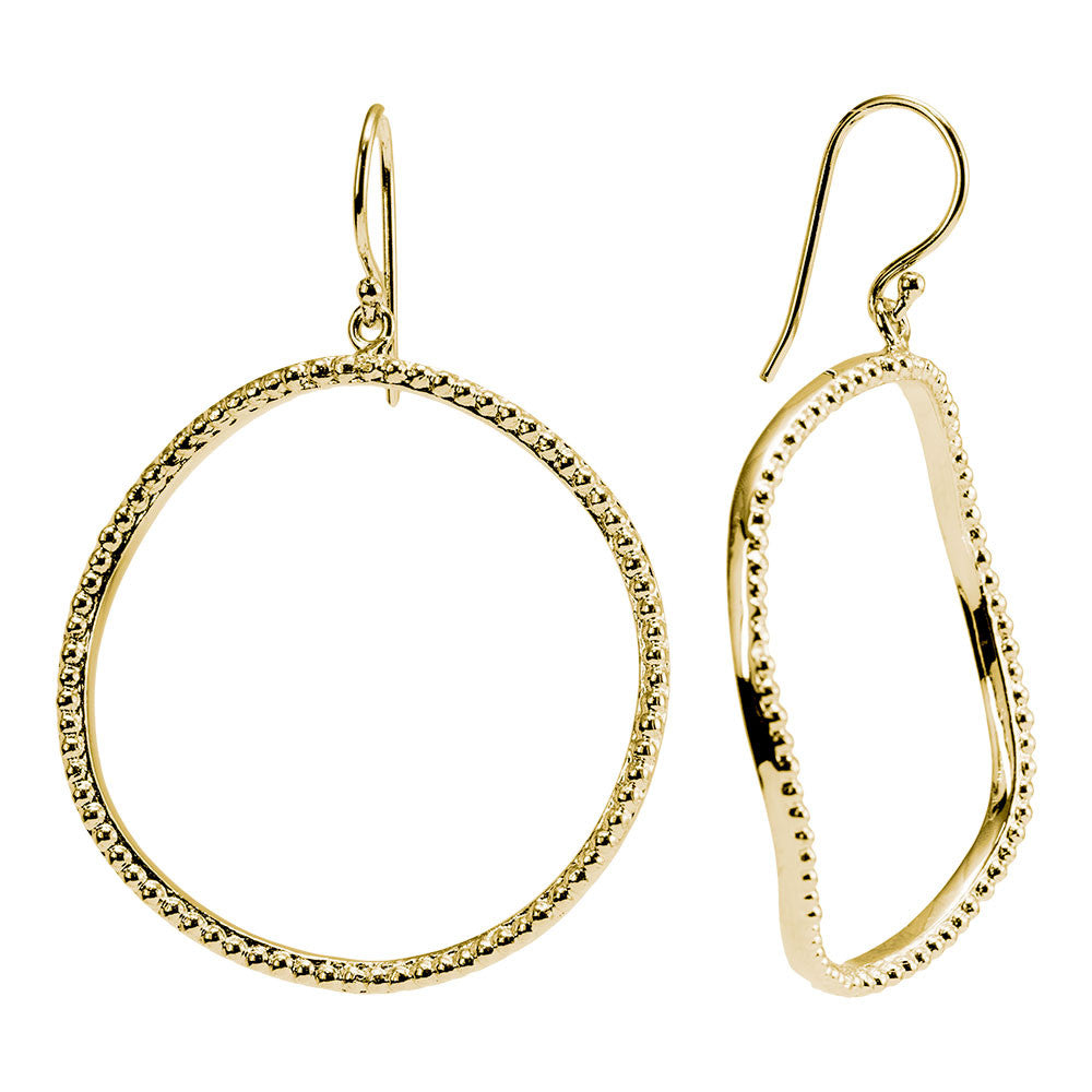 Jawan Wave Earrings