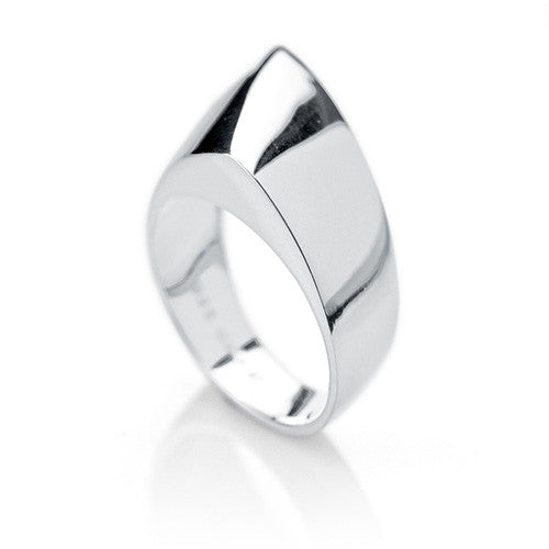 Slanted Right Hand Ring