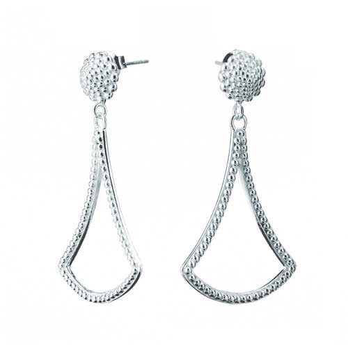 Jawan Flared Earrings