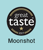 Moonshot is a winner of a 1 star Great Taste award