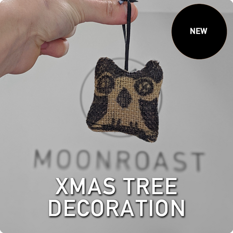 Owl Christmas Tree Decoration