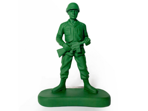 HOMEGUARD bookend