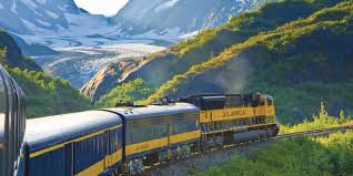 ALASKA RAILROAD $668.00 CERTIFICATE VALID FOR 2 PEOPLE ROUND-TRIP FROM ANCHORAGE TO DENALI