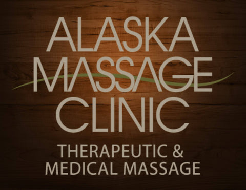 ALASKA MASSAGE CLINIC $110.00 GIFT CERTIFICATE VALID FOR (1) 1-HOUR MASSAGE