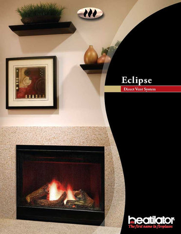 ALASKA STOVE & SPA $1799.00 CERTIFICATE VALID TOWARDS ECLIPSE NATURAL GAS FIREPLACE PACKAGE. INLCUDES TOP VENT KIT & FACING.