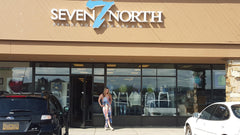 SEVEN NORTH $50.00 CERTIFICATE VALID TOWARDS ALL IN STORE PURCHASES.