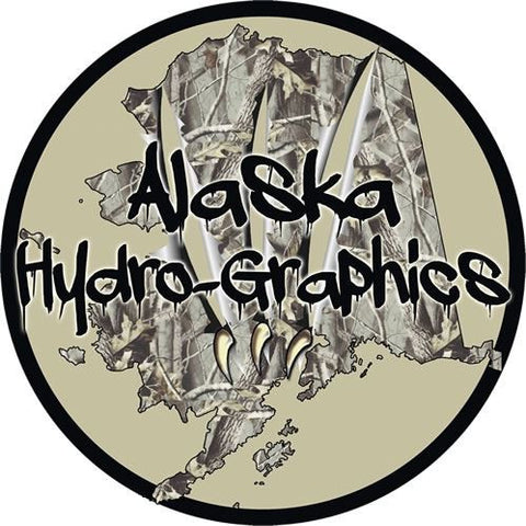 ALASKA HYDROGRAPHICS $100.00 CERTIFICATE VALID TOWARDS ALL HYDROCOATING SERVICES