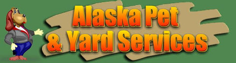 ALASKA PET & YARD $90.00 CERTIFICATE GOOD FOR 1.5 HRS OF SCOOPING SERVICES.