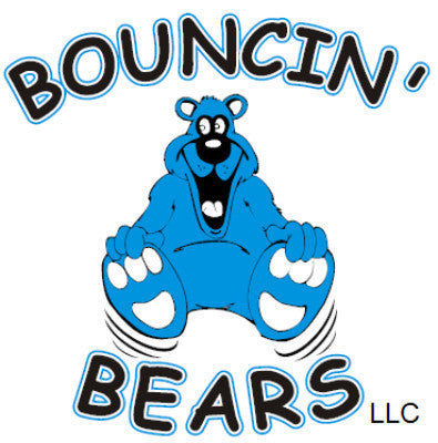 BOUNCIN BEARS $55 PUNCH CARD FOR 11 VISITS FOR CHILDREN 3YRS & UNDER