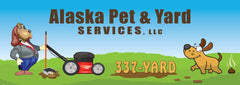 ALASKA PET & YARD $120.00 CERTIFICATE GOOD FOR 2 HRS OF SCOOPING SERVICES.
