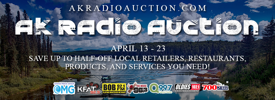 Alaska Radio Auction