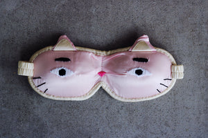 Contoured sleep mask, Peace Silk