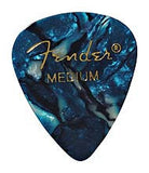 Fender 351 Premium Celluloid Guitar Picks 12 pack - Dr. Guitar Music - 10