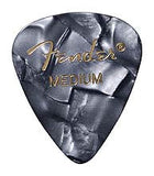 Fender 351 Premium Celluloid Guitar Picks 12 pack - Dr. Guitar Music - 12