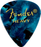 Fender 351 Premium Celluloid Guitar Picks 12 pack - Dr. Guitar Music - 17