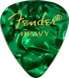 Fender 351 Premium Celluloid Guitar Picks 12 pack - Dr. Guitar Music - 21