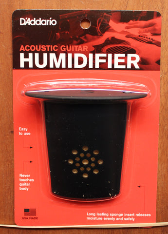 Planet Waves Acoustic Soundhole Guitar Humidifier - Dr. Guitar Music, Watertown, NY 315-782-3604