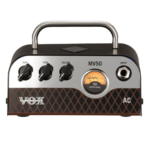 "Vox MV50 AC Set 50-watt Hybrid Tube Head with 1x8"" Cabinet - Dr. Guitar Music, Watertown, NY 315-782-3604"