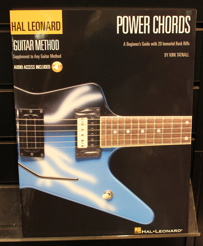 Power Chords Beginners Guide With 20 Killer Rock Riffs Softcover