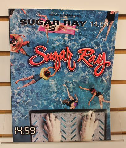 Sugar Ray: 14:59: Authentic Guitar TAB Songbook – Dr. Guitar Music