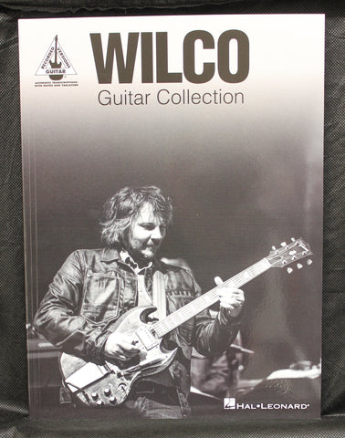 Wilco Guitar Collection Guitar TAB Songbook