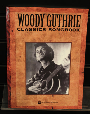 Woody Guthrie Classic Songbook - Dr. Guitar Music, Watertown, NY 315-782-3604