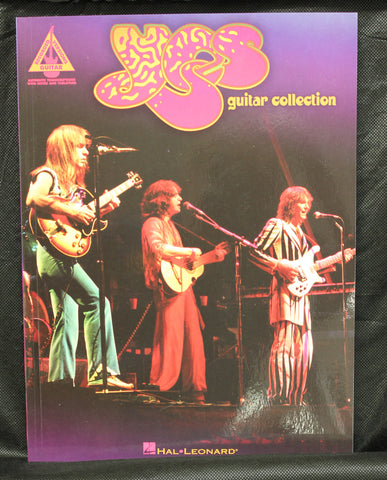 Yes Guitar Collection Guitar TAB Songbook