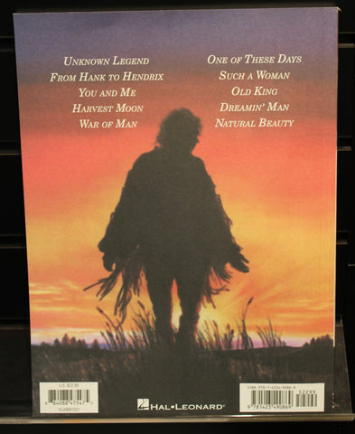Neil Young: Harvest Moon Guitar Recorded Versions Softcover TAB ...