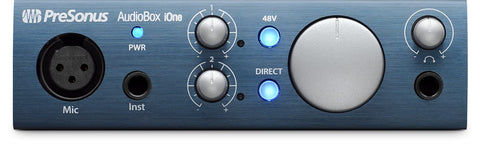 PreSonus AudioBox iOne USB Audio Interface