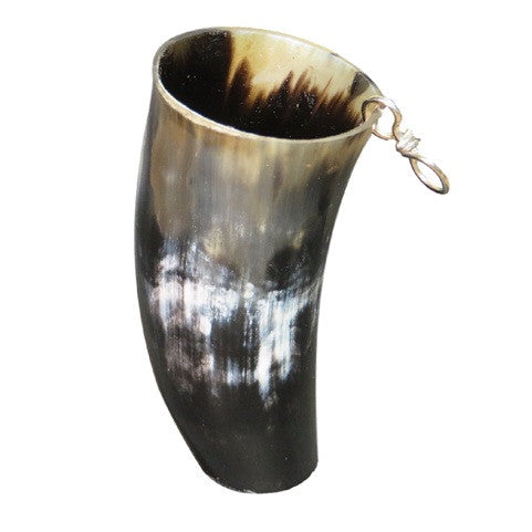 Guampa Horn Cup