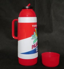 1 Litre Red Termolar Hot Flask