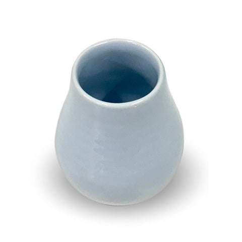 Blue Ceramic Mate Cup